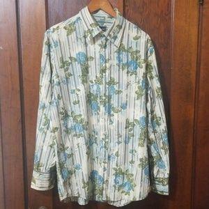 7 Diamonds mens dress shirt
